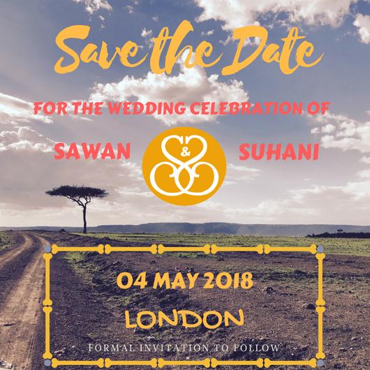 SS - Save the date 04.05.2018